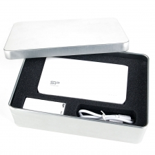 Set EG S52 - Power Bank Silicon Power + pendrive Silicon Power 8GB